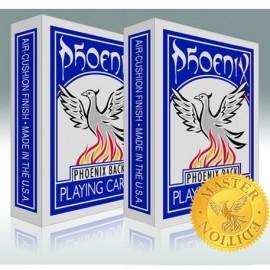 Baraja Phoenix azul -Master Edition