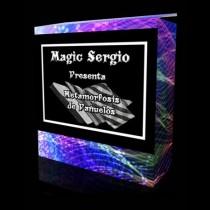 Metamorfosis de pañuelos by Magic Sergio