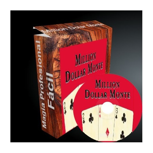 Million Dolar Monte + CD instructivo