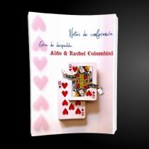 Notas de Conferencia-Gira de Despedida by Aldo y Rachel Colombini