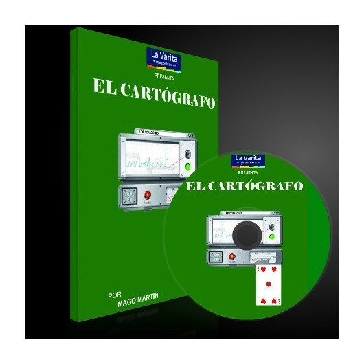 DVD El Cartógrafo