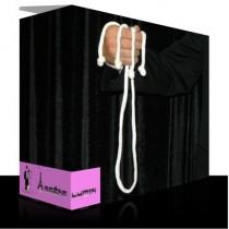 La cuerda de cuatro puntas + DVD by Arsene Lupin
