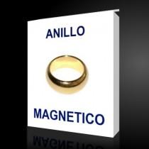 Anillo Magnetico Oro 22 mm