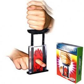 Guillotina para dedos