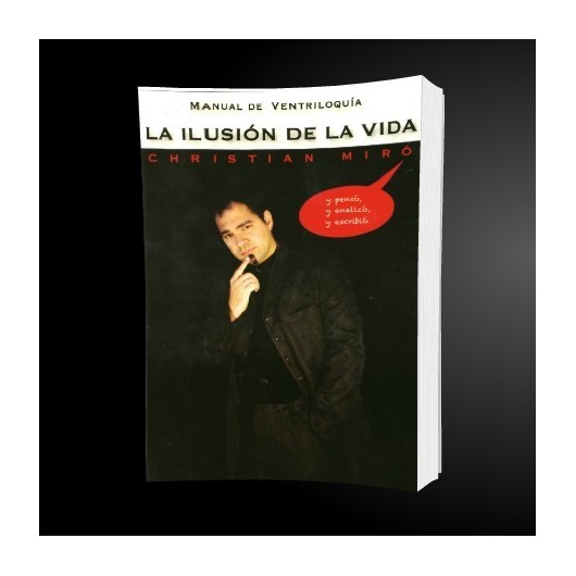 Manual de Ventriloquía- Christian Miró
