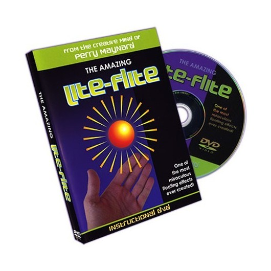 DVD Lite Flite by Perry Maynard