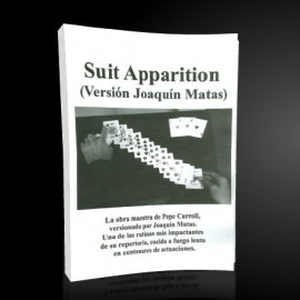 Suit Aparition by Joaquin Matas