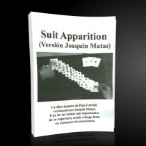 Suit Aparition by Joaquin Matas
