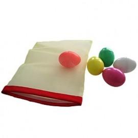 Huevos de colores