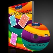 Cartas Camaleón + DVD by Magic ISI