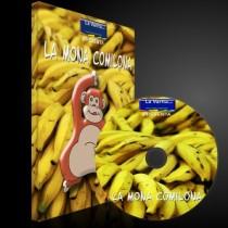 La Mona Comilona (cartas + dvd )