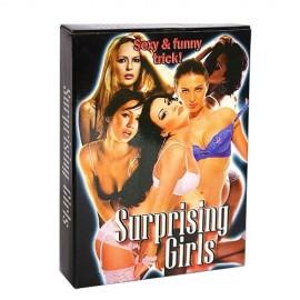 Chicas sorprendentes (juego de cartas)