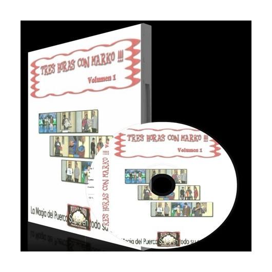 DVD Tres horas con Marko vol.1