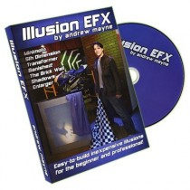 Illusion EFX by Andrew Mayne - DVD
