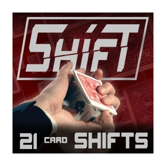 21 Card Shifts