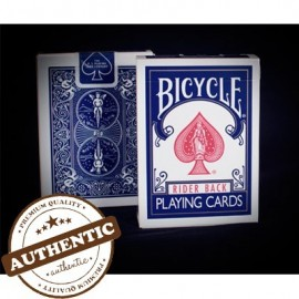 Deck Bicycle Blue (Original)