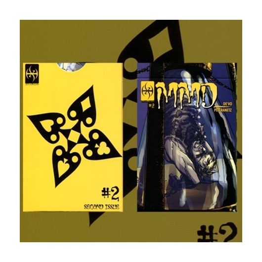 Baraja MMD 2 Comic Deck