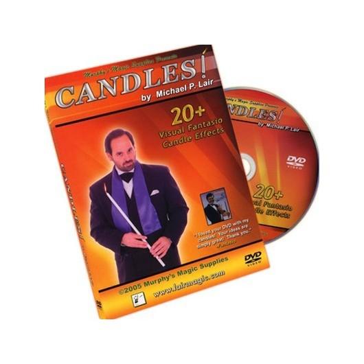 DVD Velas by Michael Lair