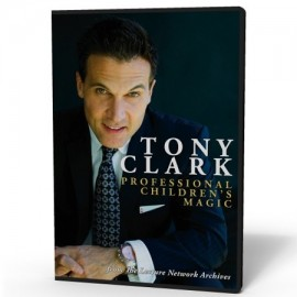DVD Magia para niños by Tony Clark