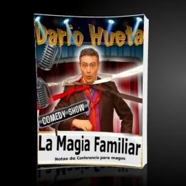 Magia familiar (Notas de conferencia) by Darío Hueta