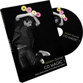 DVD Manipulación con CD´s Vol.1 by Jordan Gomez
