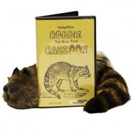 Robbie Raccoon + DVD