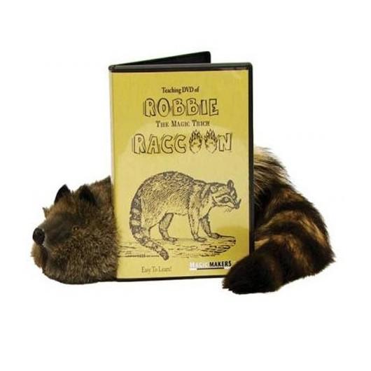 Robbie Raccoon + DVD
