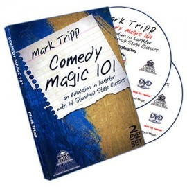 DVD Comedy 101 by Mark Tripp
