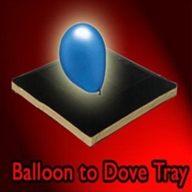DOVE TRAY - BALLOON TO DOVE