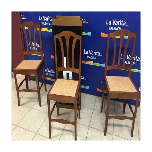 Produccion de sillas by Arsene Lupin (3 sillas)