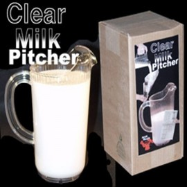 Milk Pitcher - Clear 60 Ounce