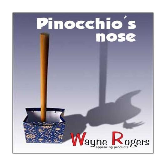 Pinocchios Nose - Wayne Rogers