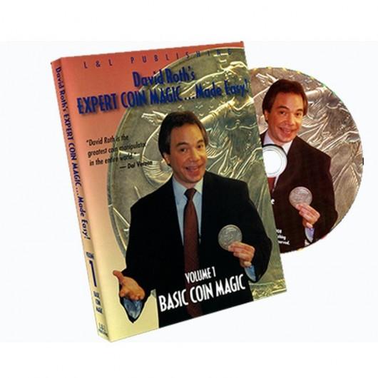 EXPERT COIN VOL. 1 DAVID ROTH DVD