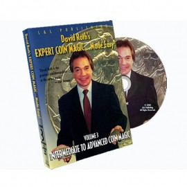 EXPERT COIN VOL. 3 DAVID ROTH DVD
