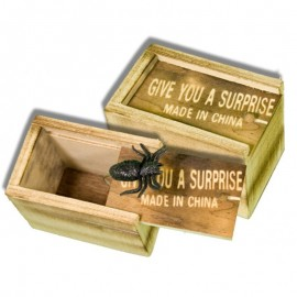 Cajita sorpresa (madera)