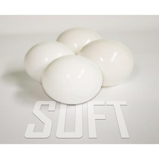 Bolas de manipulación blancas
