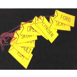 Tarjetas para forzajes by Arsene Lupin
