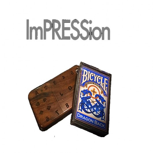 ImPRESSion (iPhone6) by Viking Magic