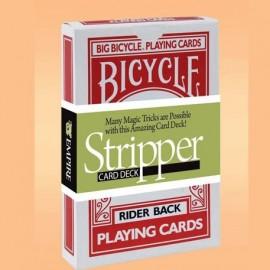 Baraja Stripper (biselada) JUMBO