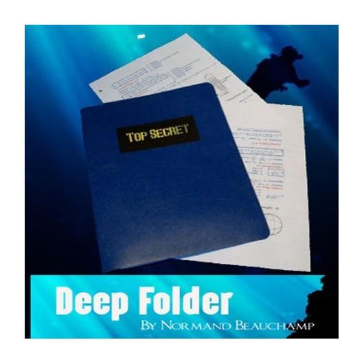 Deep Folder + dvd  by Normek
