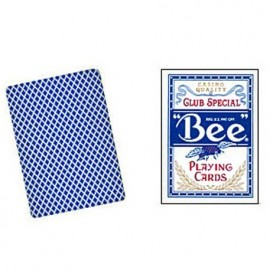Baraja Poker Bee Azul