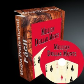 Million Dolar Monte + CD instructivo
