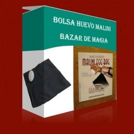 Bolsa y Huevo de Malini by Bazar de magia