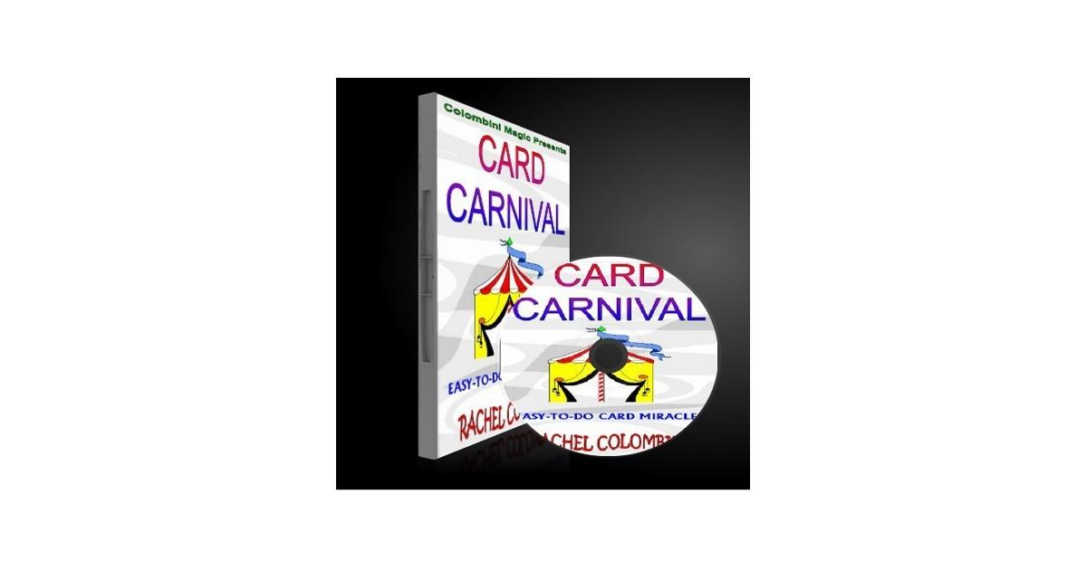 Card Carnival by Rachel Colombini