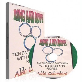 Ring and Rope by Aldo Colombini