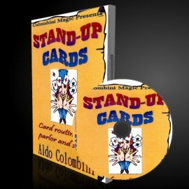 Stand-Up Cards by Aldo Colombini