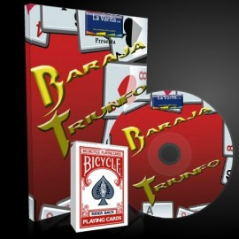 Baraja Triunfo + DVD by Mario Dumas