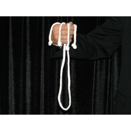 La cuerda de cuatro puntas by Arsene Lupin