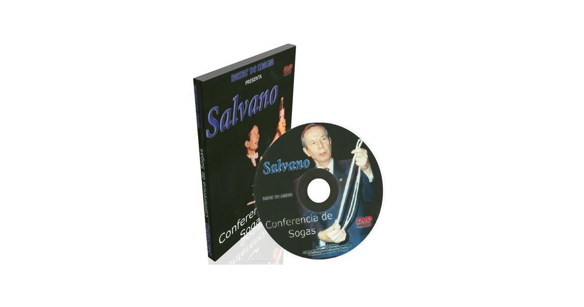 DVD-Conferencia de Sogas by Salvano