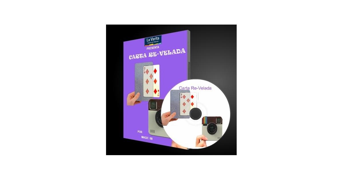 Carta Re-Velada + DVD
